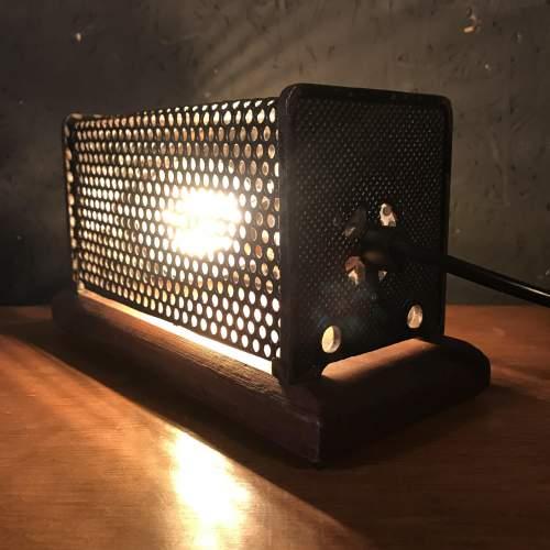 Vintage Kodak Kodascope Resistor Repurposed into a Unique Lamp image-2