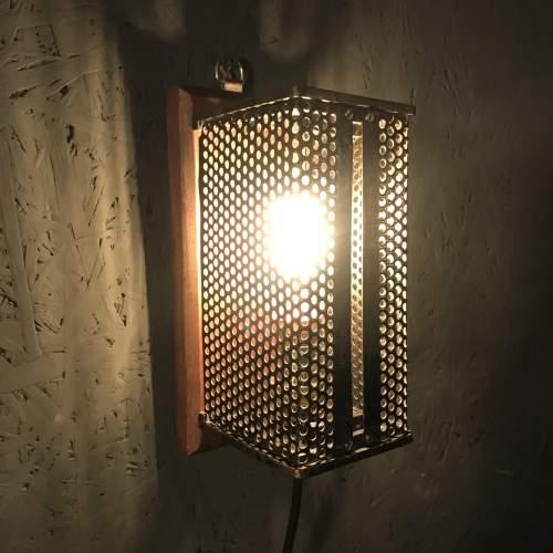 Vintage Kodak Kodascope Resistor Repurposed into a Unique Lamp image-3