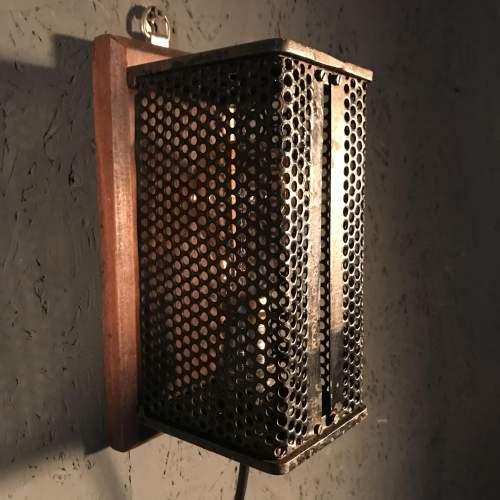 Vintage Kodak Kodascope Resistor Repurposed into a Unique Lamp image-6