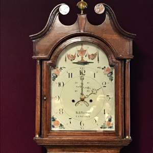Late 18th Century Eight Day Longcase Clock