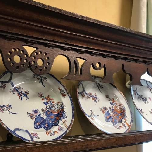 George II 18th Century Oak Dresser image-4