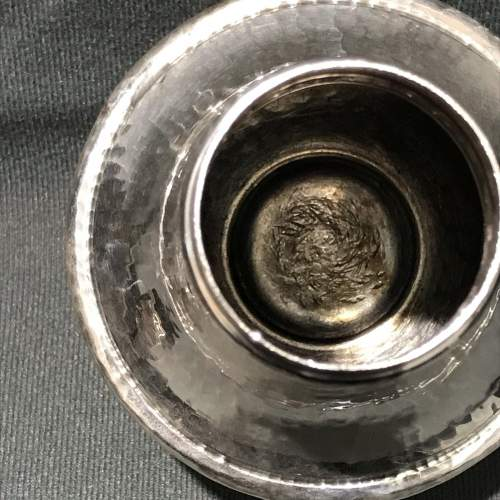 Omar Ramsden and Alwyn Carr Baluster Form Silver Sugar Castor image-6