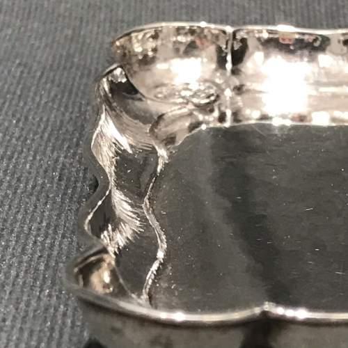 Omar Ramsden 1920s Silver Pin Dish image-2