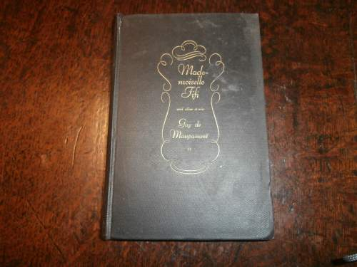Books:  Guy De Maupassant. 17 of 18 volumes published in the 1920s image-5