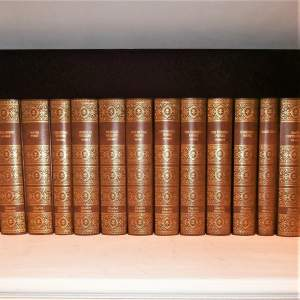 Books: 16 volumes of Charles Dickens by G E Fabri 2003