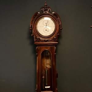 Rob Aitken Precision Regulator Longcase Clock