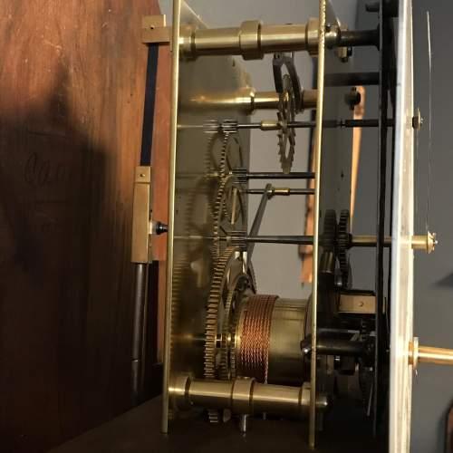 Rob Aitken Precision Regulator Longcase Clock image-4