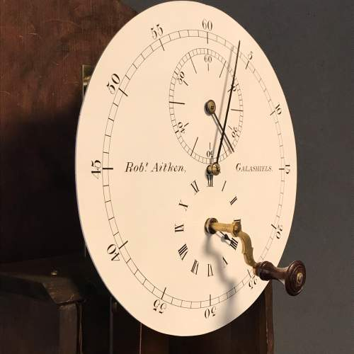 Rob Aitken Precision Regulator Longcase Clock image-8