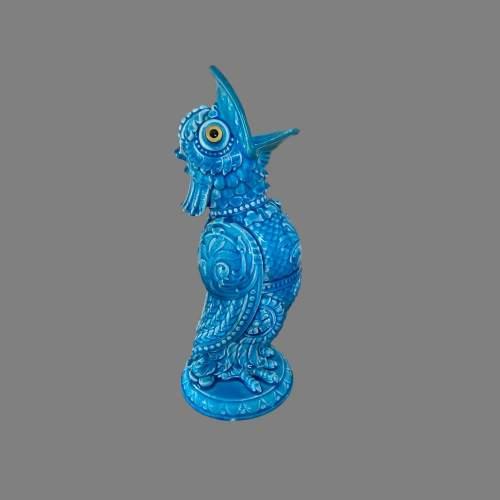 An Unusual Grotesque Bird Vase image-1