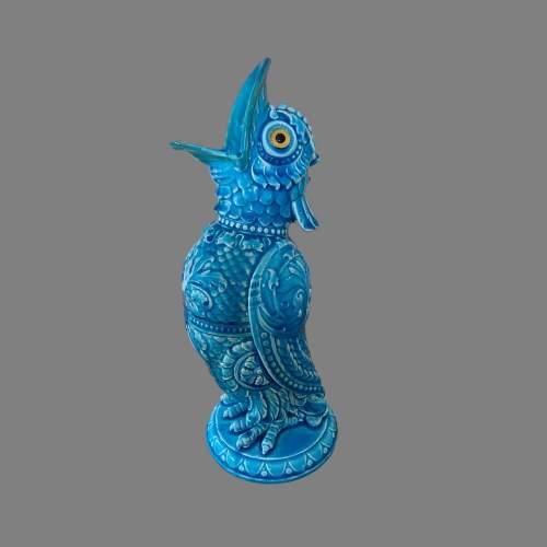 An Unusual Grotesque Bird Vase image-3