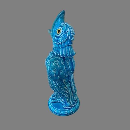 An Unusual Grotesque Bird Vase image-4