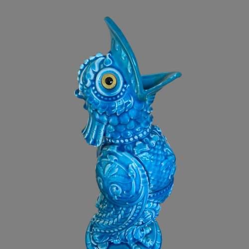 An Unusual Grotesque Bird Vase image-5