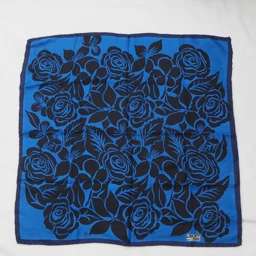 Vintage silk Liberty of London Scarf image-3