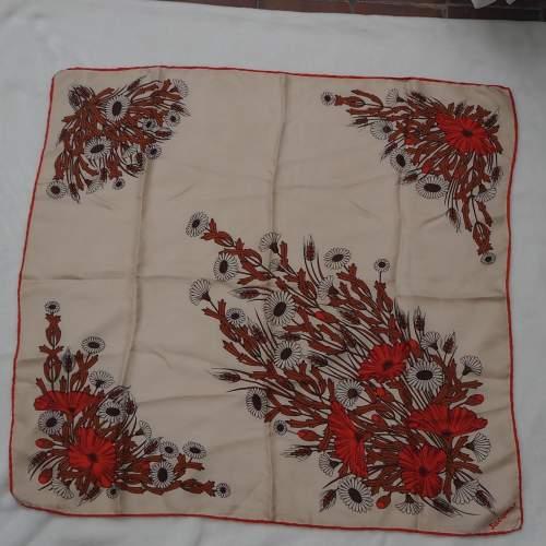 Vintage Silk Jacqmar Scarf image-2