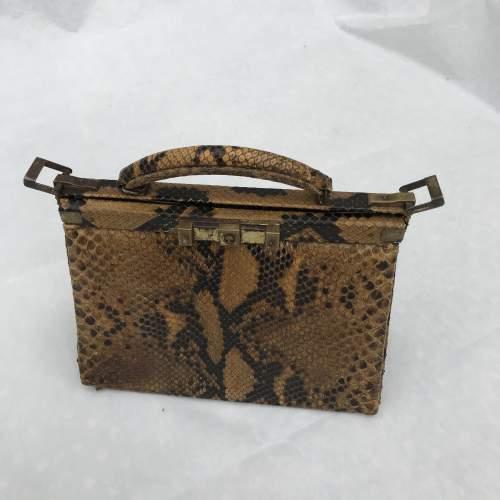 Extremely Rare 1930's Handbag image-1