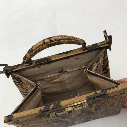 Extremely Rare 1930's Handbag image-3