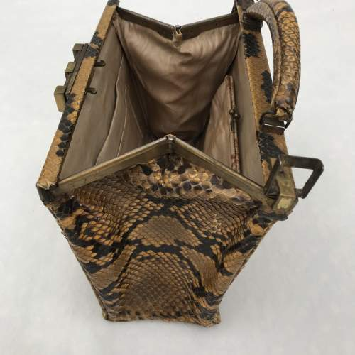 Extremely Rare 1930's Handbag image-5