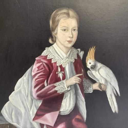 18th Century Portrait of John Horlock image-1