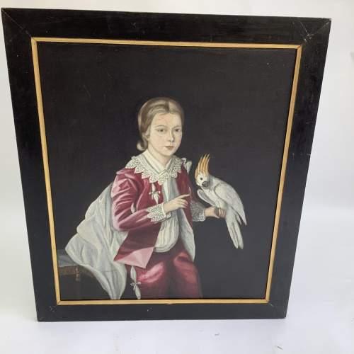 18th Century Portrait of John Horlock image-2