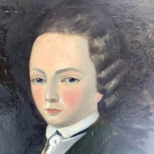 18th Century Portrait of Isaac William Webb Horlock image-2