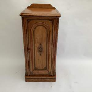 Late 19th Century Painted Pine Pot Cupboard