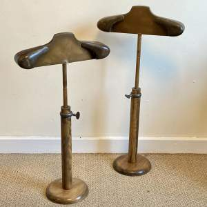 Pair of Stockman Counter Top Display Stands