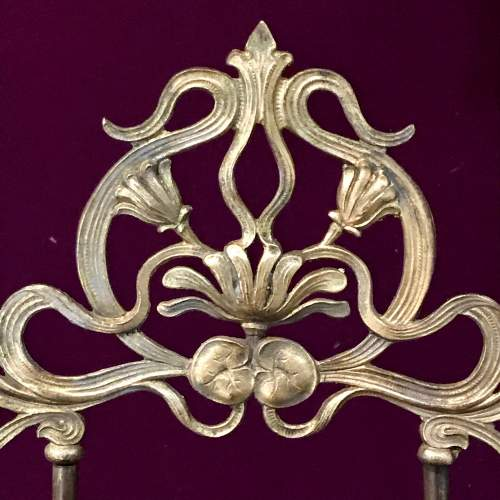 French Art Nouveau Bookstand image-2