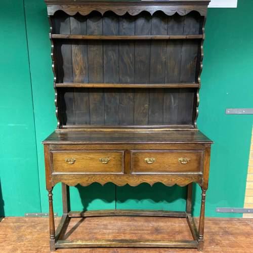 Antique Oak Dresser image-1