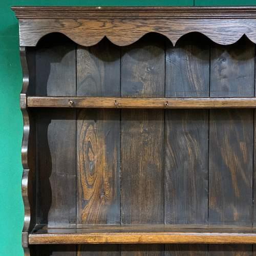 Antique Oak Dresser image-2