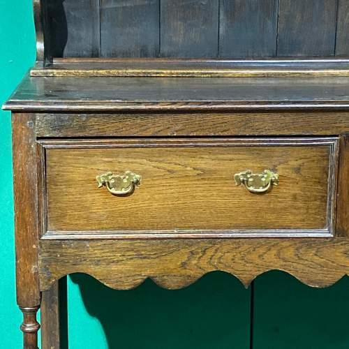 Antique Oak Dresser image-3