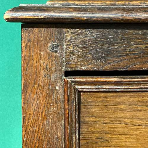 Antique Oak Dresser image-4