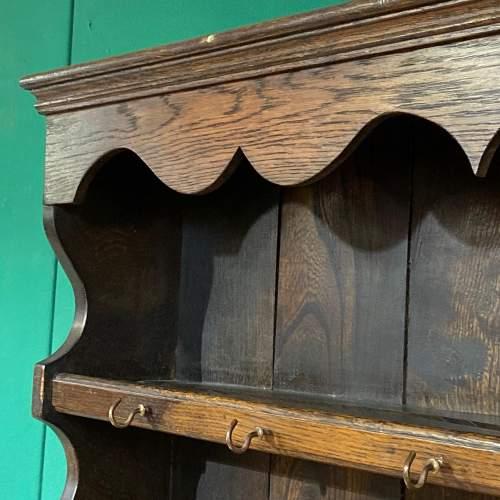 Antique Oak Dresser image-6