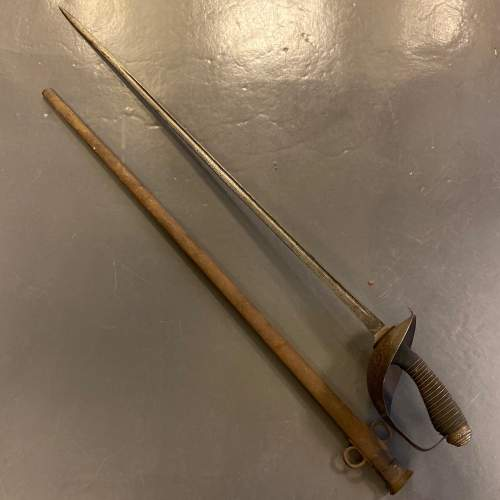 WWI Officers Sword image-1