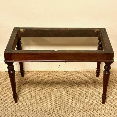 Early 19th Century Mahogany Chest On Stand image-6