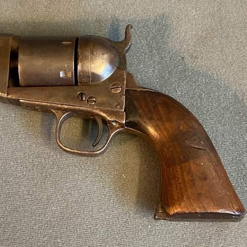 Scarce Richard Mason Rimfire Revolver image-2
