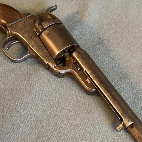 Scarce Richard Mason Rimfire Revolver image-3