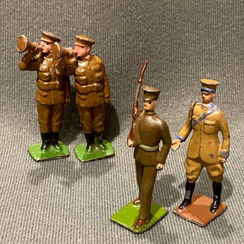 Britains Pre War Lead Soldiers image-2