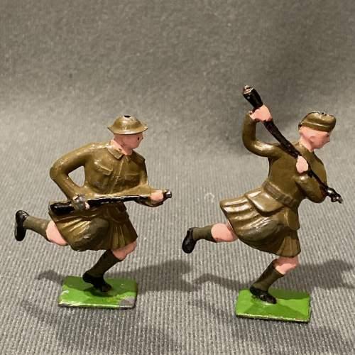 Britains Pre War Lead Soldiers image-3