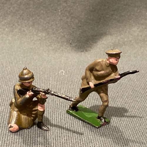 Britains Pre War Lead Soldiers image-4