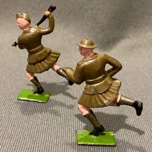 Britains Pre War Lead Soldiers image-6