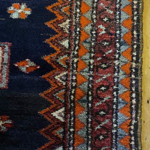 Old Hand Knotted Persian Bebehan Superb Design Village Piece image-5