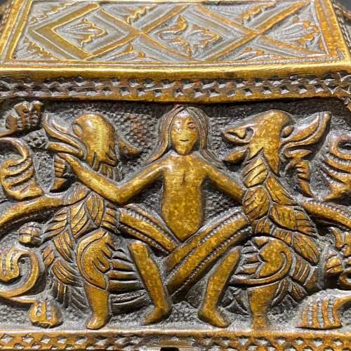Celtic Bronze Casket image-3