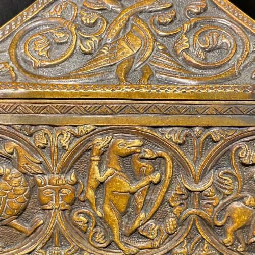 Celtic Bronze Casket image-6