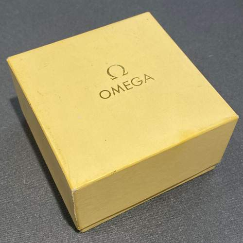 Omega Late 20th Century Gold Cased Gents Watch image-4