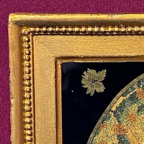 18th Century Silkwork Picture of a Huntsman image-3