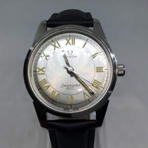 Vintage Omega Seamaster 600 Watch
