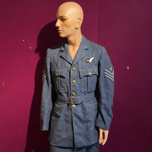 RAF Flight Sergeant Uniform image-1