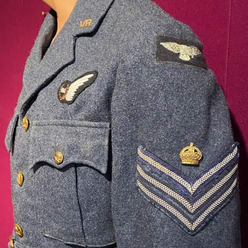 RAF Flight Sergeant Uniform image-4
