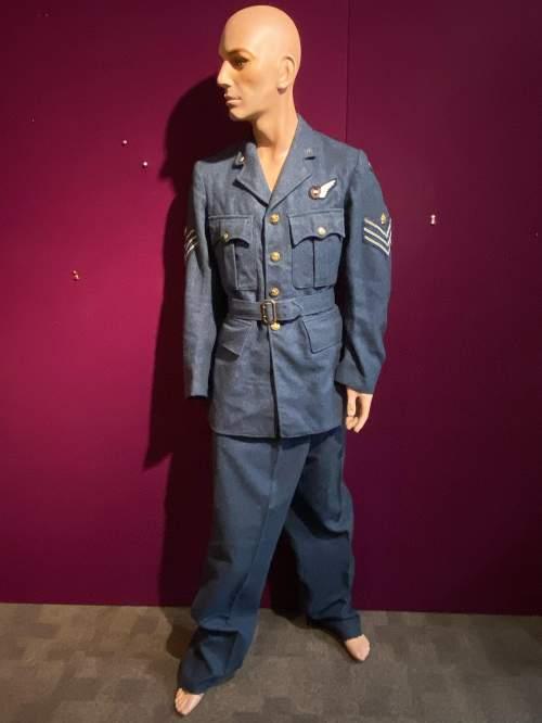 RAF Flight Sergeant Uniform image-5