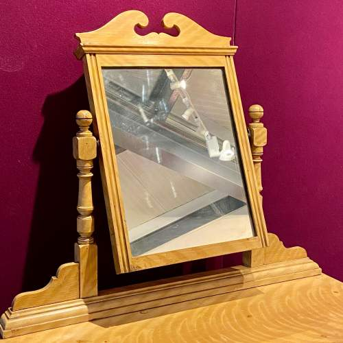 Victorian Scumbled Pine Dressing Table image-2